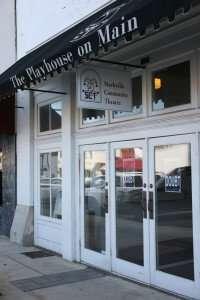 Starkville Community Theater Playhouse on Main