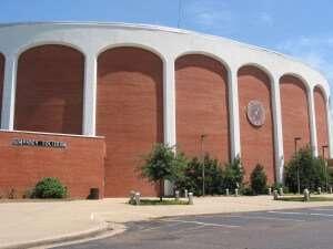 MSU Humphrey Coliseum