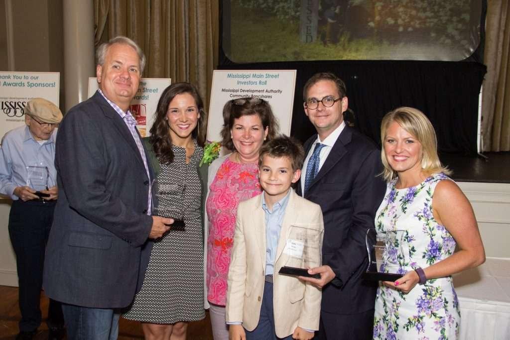 Starkville Main Street Award Recipients