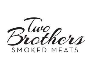 Two Brothers Smoked Meats logo