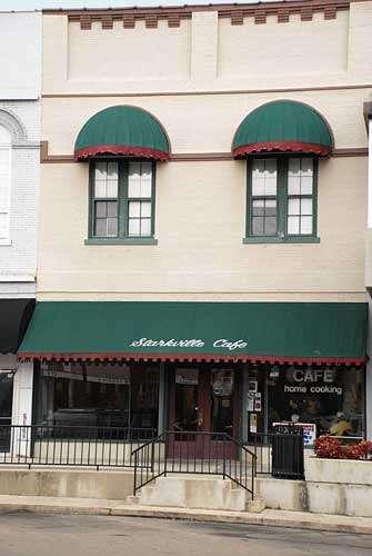 The Starkville Cafe