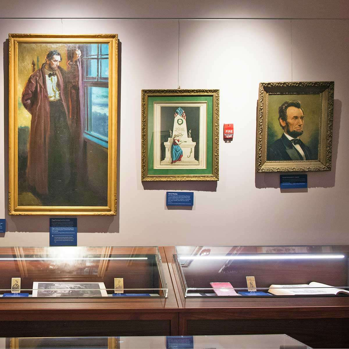 Frank and Virginia Williams Collection of Lincolniana Gallery