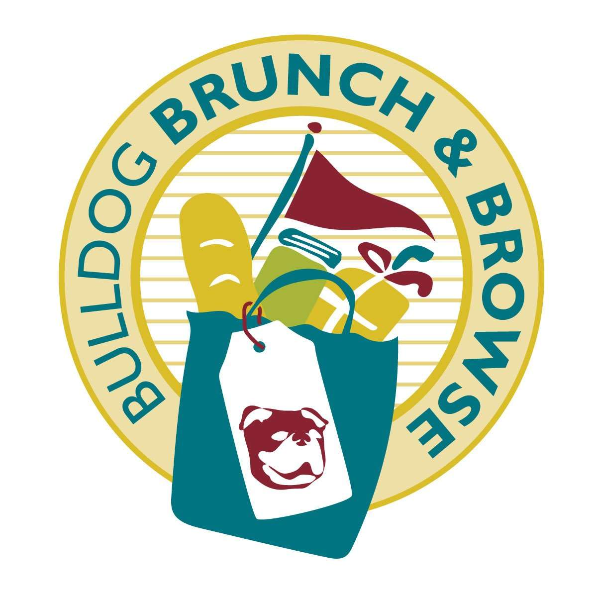 Bulldog Brunch & Browse