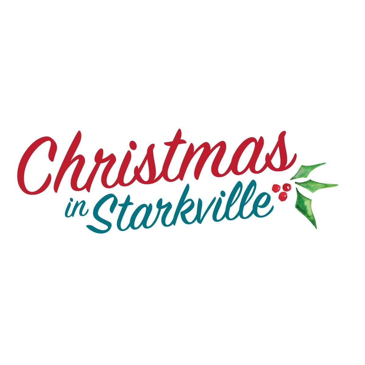 Christmas in Starkville