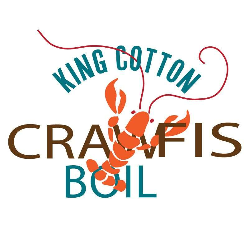 King Cotton Crawfish Boil logo