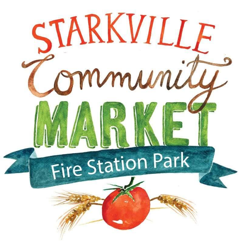 Starkville Community Market Logo