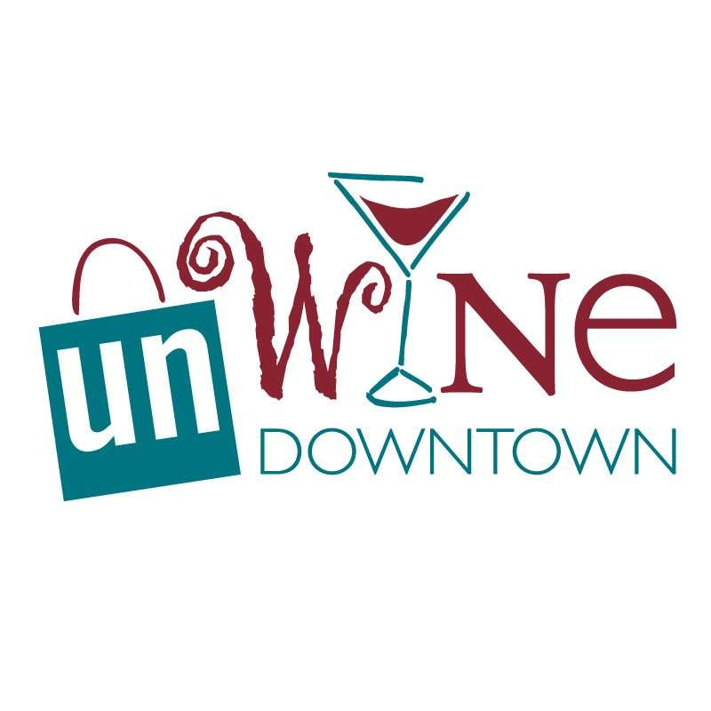 unWINE Downtown logo