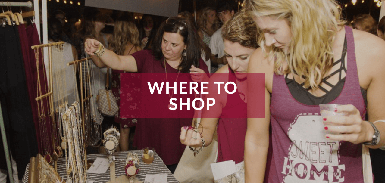 Where to Shop in Starkville, Mississippi's College Town