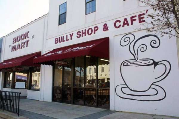 Book Mart, Bully Shop & Cafe