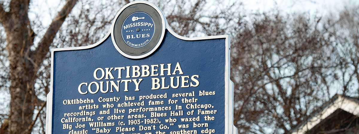 Oktibbeha County Blues - Immerse Yourself in History
