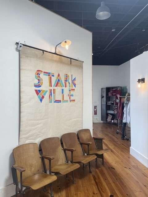 Starkville Store Graphic