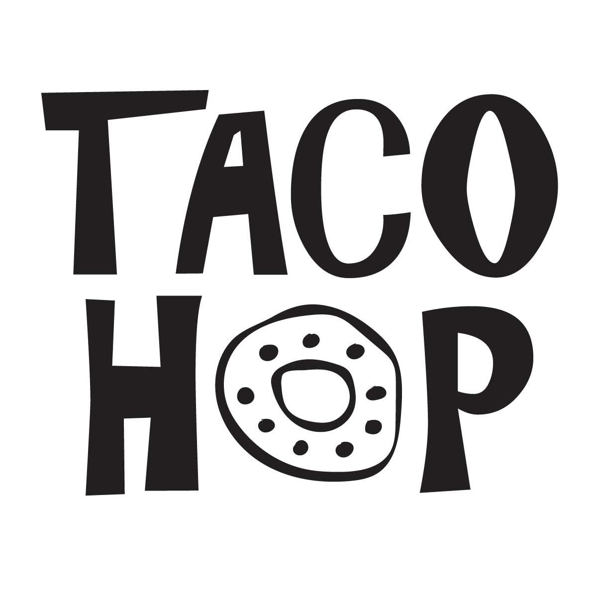 Taco Hop Logo